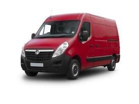 2017 Vauxhall Movano 2.3 CDTI ecoFLEX H2 Van 110ps [EURO 6] Diesel