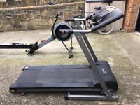 Roger Black running machine