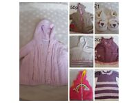 22 items 3-6 months girls clothes