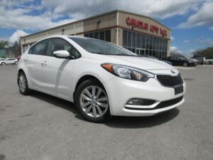 2016 Kia Forte LX+, HTD. SEATS, ALLOYS, BT, A/C, 20K!