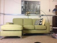 Furniture Village Corner Sofa RRP £1500