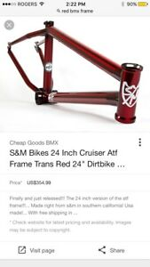 WANTED~~Bmx Frame