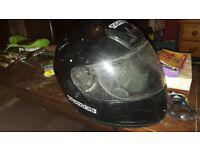 takachi motorbike helmet