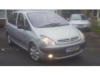 LOOK CITROEN XSARA PICASOO 1.8 SX 16V 12 SERVICE STAMPS CHEAP CAR MPV ESTATE PART EXCHANGE WELCOME