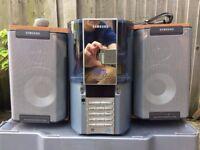 Samsung 50W Output HiFi System