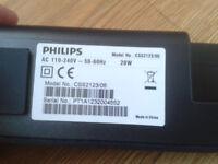 philips soundbar css2123 (spare or repairs)