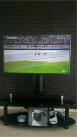 """42"""" Full HD LG tv with stand"""