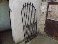 Excellent quality garden gate 193cm x 86cm