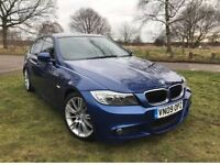DAMAGED 2009 BMW 3 SERIES 320d MSPORT BUSINESS EDITION LCI 177 BHP UNRECORDED