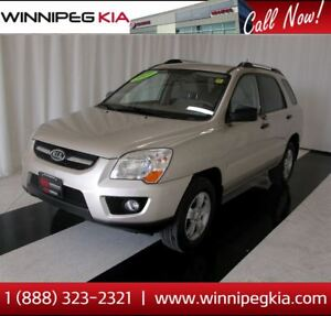 2009 Kia Sportage LX Convenience *Price Just Reduced!*