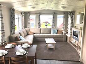 New static caravan for sale ! Including pitch fees ! Cheap new caravan !