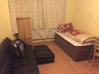 Large double room to rent in ISLEWORTH/TWICKENHAM