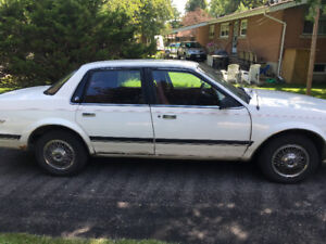 1990 Buick century (limited)