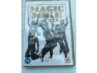 2 Magic Mike DVDs