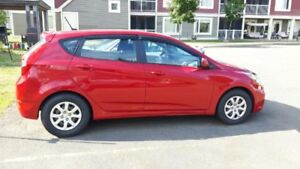 2013 Hyundai Accent Stationwagon