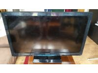 "Pnasonic Viera 42"" LCD TV spares or repair"