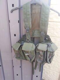 Army Green Webbing (88#)