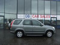 2005 55 HONDA CR-V 2.2 I-CTDI EXECUTIVE 5D 138 BHP **** GUARANTEED FINANCE **** PART EX WELCOME ****