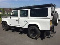 Land Rover Defender 110 TD5 COUNTY - 9 seater