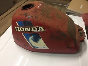 honda atc big red 200 es reservoir