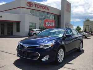 2013 Toyota Avalon XLE/NEW TIRES AND BRAKES!