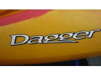 DAGGER 10.5 CANOE