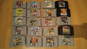 Enderby: N64 games