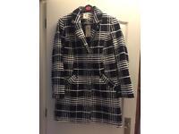 Tu coat size 12. New