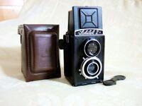 Lubitel 2 film camera