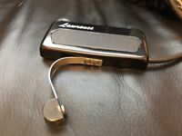 """Bill Lawrence FT-145 """"The Silencer""""pickup for acoustic guitar"""