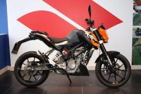 2011 11 KTM 125 125CC DUKE