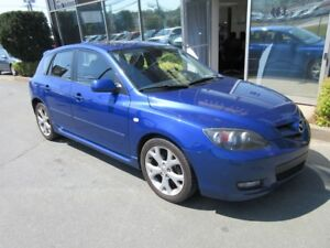 2007 Mazda 3 SPORTY AUTO HATCH
