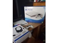 Ps4! White slimline 500gb MINT!!