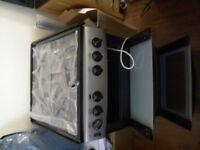 new caravan lpg cooker oven hob & grill