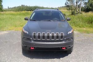 Jeep Cherokee Trailhawk 4x4 2016