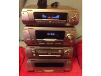 Technics SC-DV290 5 Disk DVD Stereo System Listed Till Swaped/Sold