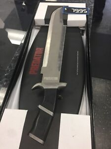 Predator knife