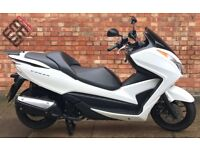 Honda forza 300cc, Excellent condition, Low Mileage - ONLY 3070 on the clock