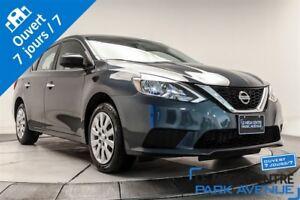 2016 Nissan Sentra 1.8 S BLUETOOTH A/C