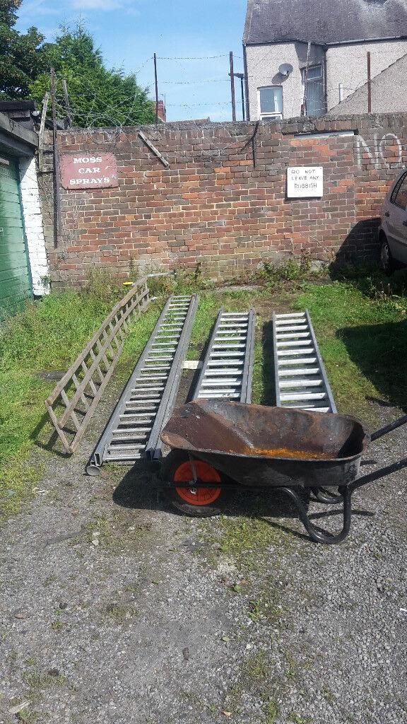 Retired Roofer Ladders Bitumen Boilers For Sale In