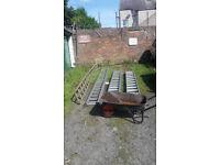 Retired roofer , Ladders & Bitumen Boilers for sale.
