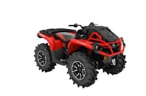 2018 Can-Am Outalnder 850 XMR