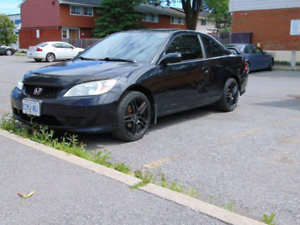 2004 honda civic si first $1000 gets it