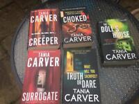 Tania carver book bundle
