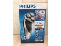 Phillips Series 5000 Dual precision BNIB 2 Years Warranty
