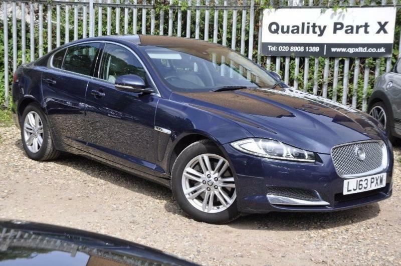 2014 Jaguar XF 2.2 TD Luxury 4dr (start/stop)
