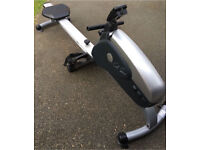 Carl lewis fitness magnetic foldable rowing machine Can deliver