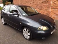 2006 SEAT IBIZA SPORT DIESEL FULL SERVICE HISTORY 1 FORMER KEEPER
