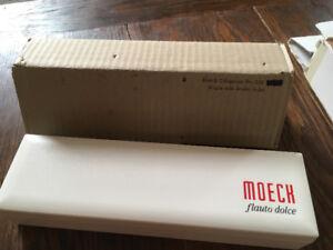 Moeck Soprano recorder, maple.  Model 223
