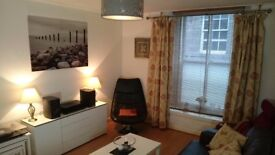 Two Bedroom Flat - Central, Union Street (AB11) Walking distance to Aberdeen University